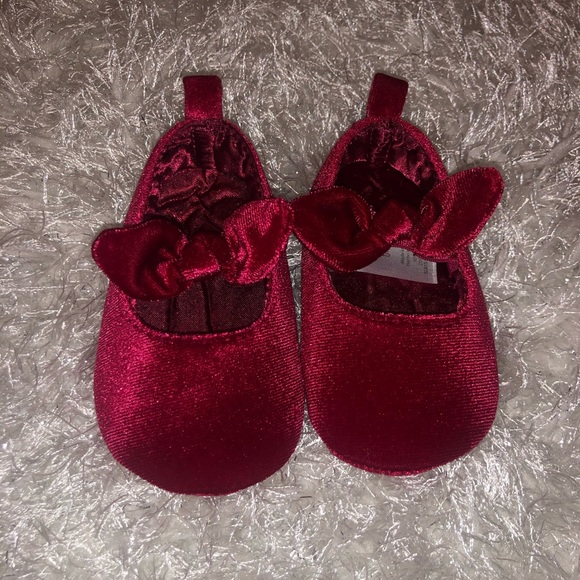 Carter's Shoes   Baby Girl Red   Poshmark